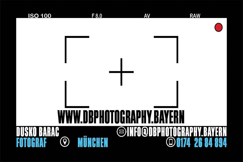 dbphotography.bayern in München euer Fotograf